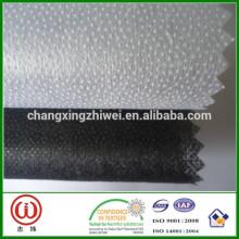 Heißer Verkauf Single Dot Super Quality Polyester Vlieseinlage