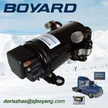 Zhejiang Boyard 12v 24V Mini Kühlschrank Kompressor DC Wechselrichter Rotary Kompressor für tragbare Klimaanlage für Autos