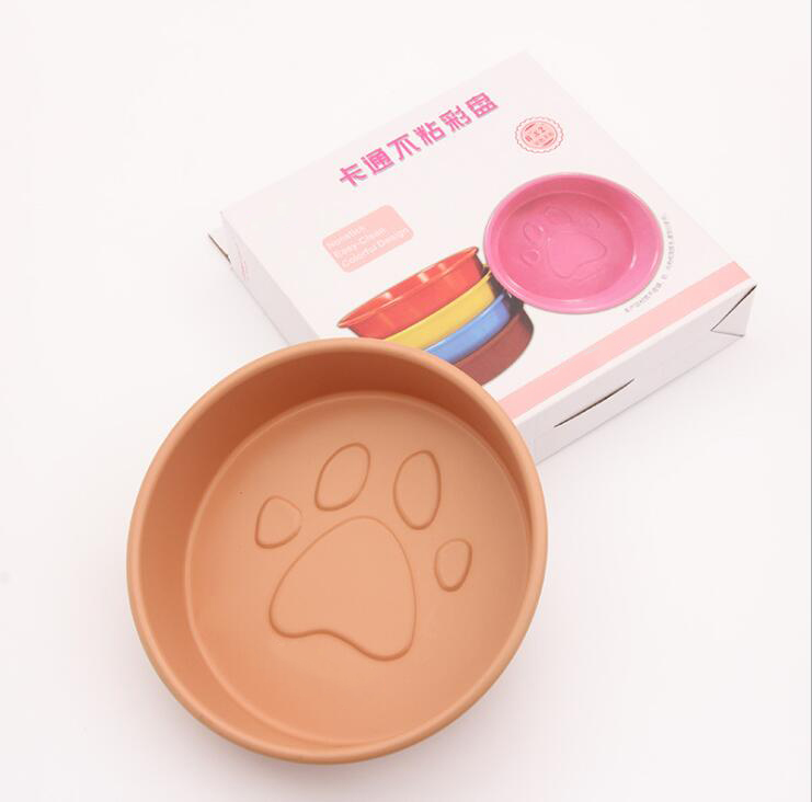 8-inch Bear Paw Nonstick Cake Baking Mold (7)