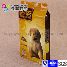 Индивидуальная плоская нижняя сумка для корма для домашних животных / кормов для собак