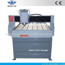 Insignia de metal económica y práctica que hace la máquina JK-6090