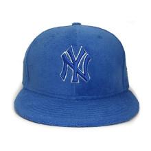 Symbol Embroidery Fashion Baseball Cap Blue