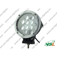 7 Inch 12PCS * 5W CREE 60W LED Work Light, Driving Lamp