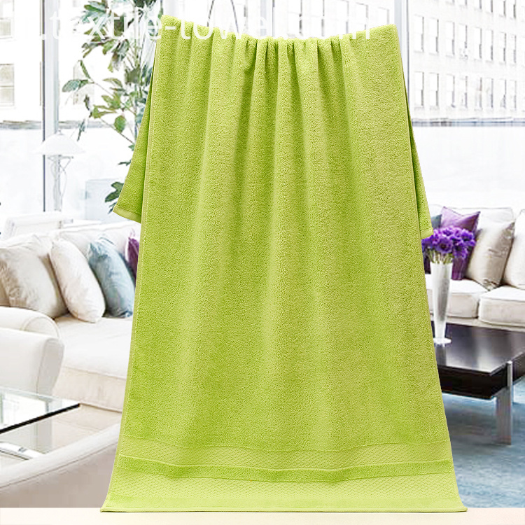 Lime Green Towel