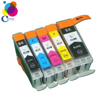 Hot sale compatible ink cartridge for PGI650 CLI651 ink cartridge for canon Pixma IP7260 MG5460 MG6360 alibaba
