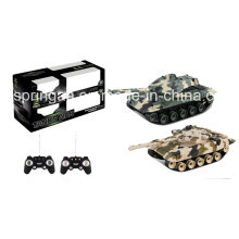 Tank Battle Set Military Plastic Toys (no batteries included)