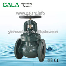 BS/MSS OS & Y globe valve