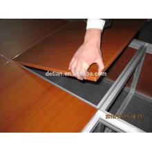 China Detian exposição estande material beleza chão sistema de vidro chão palco palco de concertos ao ar livre