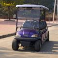 48 V 6 lugares carro de golfe elétrico carrinho de golfe carro carrinho de buggy bateria carro de buggy elétrico