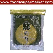Gebratene Algen Sushi Nori