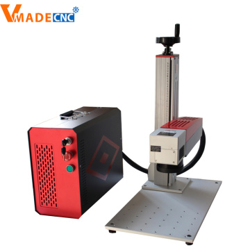 20 Watt Color Fiber Laser Marking Desktop Preis