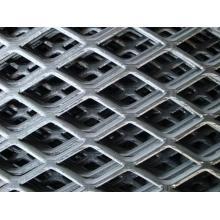 Placa de aço inoxidável Malha metálica perfurada