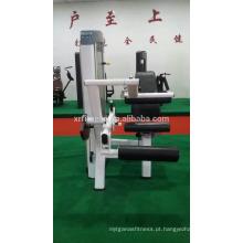 Máquina assentada do Crul do pé da fábrica do equipamento da aptidão de XF10 Xinrui