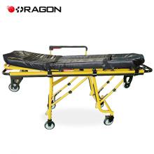 Emergency and clinics apparatus ambulance stretcher trolley