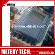 Medidores de fluxo ultra-sônicos (clamp on) / medidor de fluxo de água