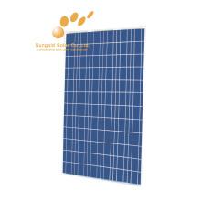 Panel solar polivinílico de 260 vatios