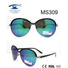 2016 Frau-Metall-Sonnenbrille (MS309)