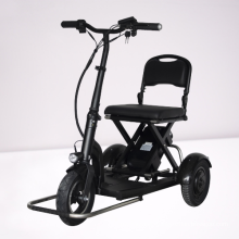 foldable 3 wheel scooter for disabled small mobility scooters