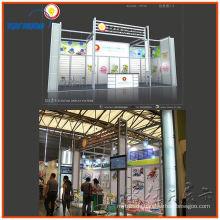 Portable Aluminium Messe Display Ausstellungsstand, Design Ausstellung Display-System