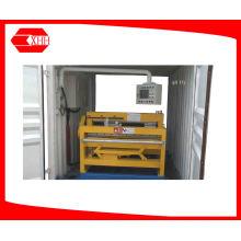 Machine à découper automatique avec feuille élastique et feuille droite (FT1.0-1300)