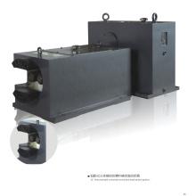 Двухшнековый редуктор SZ55 для экструзии ПВХ-профиля