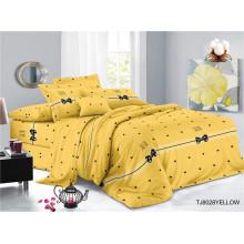 Couvre-lits de chambre imprimés en coton polyester terylène