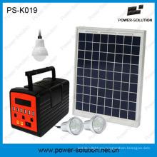 Sistemas de carga móviles solares K019 del cargador solar pionero solar ahorro de energía vendedor caliente