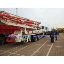 Sinotruk 6x4 39m Mounted Howo Concrete Pump Truck