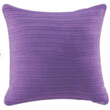 Knit Cushion for Home Sofa (WZ0909)