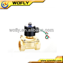 Normally closed 24v DC micro solenoid air valve