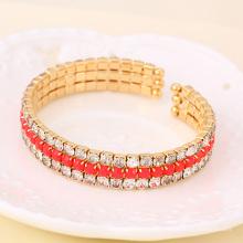 50537- Brazalete de perlas de brazalete de joyería de alta calidad Xuping Fashion Bangle Hight