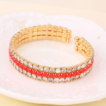 50537- Xuping Fashion Bangle Hight Qualité Bijoux Manchette Perles Bracelet
