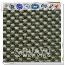 black yarn 3d spacer seat cushion fabric,6650 air mesh car upholstery fabric