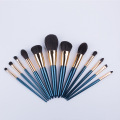 Profesional 11 / 1Pcs Set de pinceles de maquillaje Eye Shadow Foundation Powder Eyeliner Lip Make Up Brushes Women Cosmetic Makeup Tools