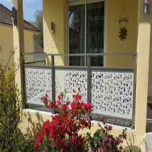 Decorative Panels for Stairs and Balconies