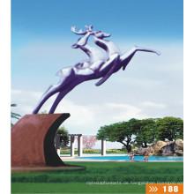 2016 Neue Modell Skulptur Hohe Quanlity Kunst Urban Statue