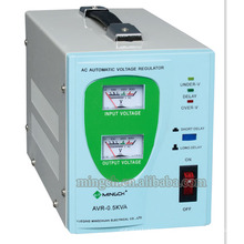 Customed AVR Single Phase Fully Automatic AC Voltage Regulator/Stabilizer