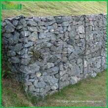 PVC Gabion Stone Retaining Wall