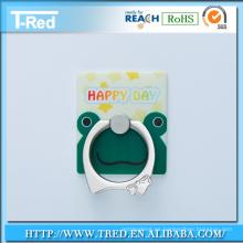 soporte del anillo de montaje como dispositivo antirrobo para teléfono móvil