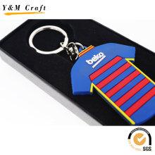 Hohe Qualität Kundenspezifische PVC Schlüsselanhänger (Y03869)