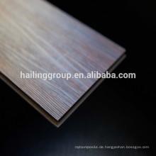Virgin Material wasserdicht Unilin Klick 7mm Vinyl PVC-Bodenbelag