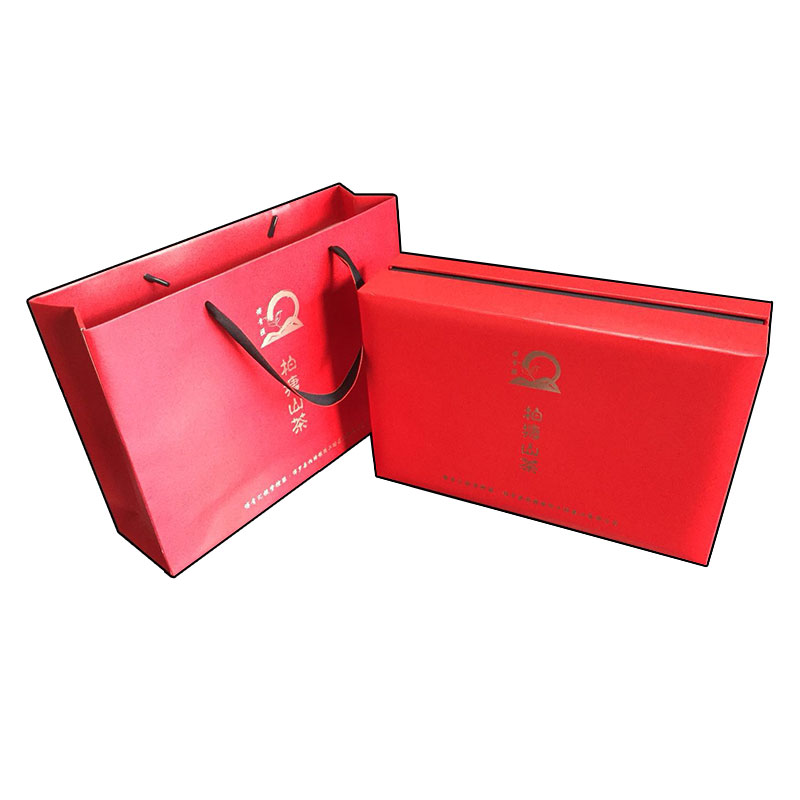 The High End Exquisite Tea Packaging Box