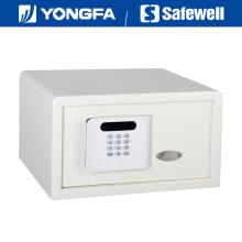 Safewell Ri Panel Cofre de laptop de hotel de altura de 230 mm