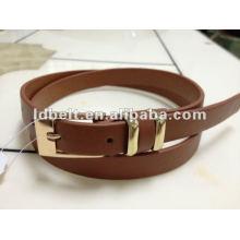 Falso cinturón de cuero