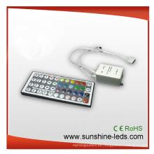 44 teclas IR RGB LED controlador para tiras de LED
