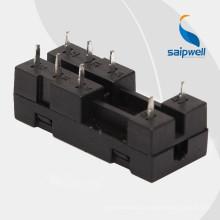 Saipwell Новый продукт DIN - рейка Монтажное гнездо реле RX78602 (14F-2Z-A1)