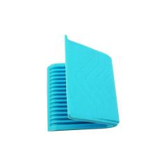 Sostenedor de la tapa del pote del guante del silicón