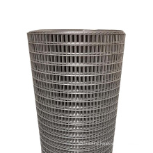 hot sale customized hole stainless steel welded mesh as building material