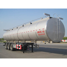 30000 Liters Milk Truck Tanker Trailer 30t Water Milk Trailer
