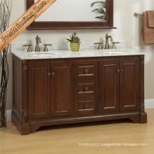 European New Luxury Classic Bathroom Cabinet